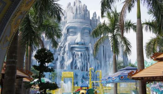 狂気!ベトナム遊園地「スイティエン公園」ではワニ釣をするべし!