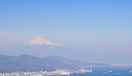 富士山が見える、日本平ホテルのランチビュッフェに行ってきました